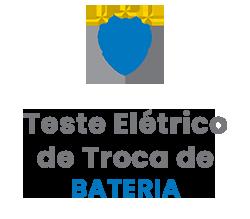 BATERIAS EM SÃO VICENTE E PRAIA GRANDE - Teste Elétrico de Troca de Bateria M